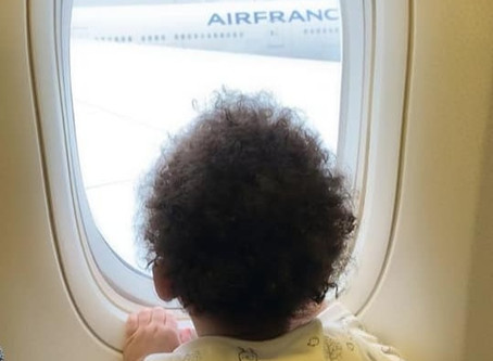 Partir en voyage avec bébé