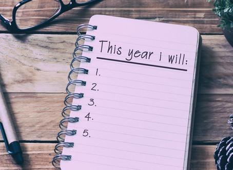 Mes bonnes résolutions mode pour 2019