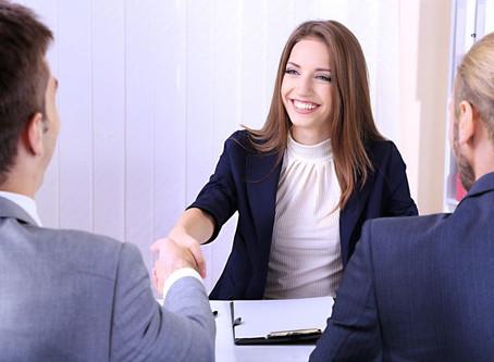 Comment sortir du lot en entrevue
