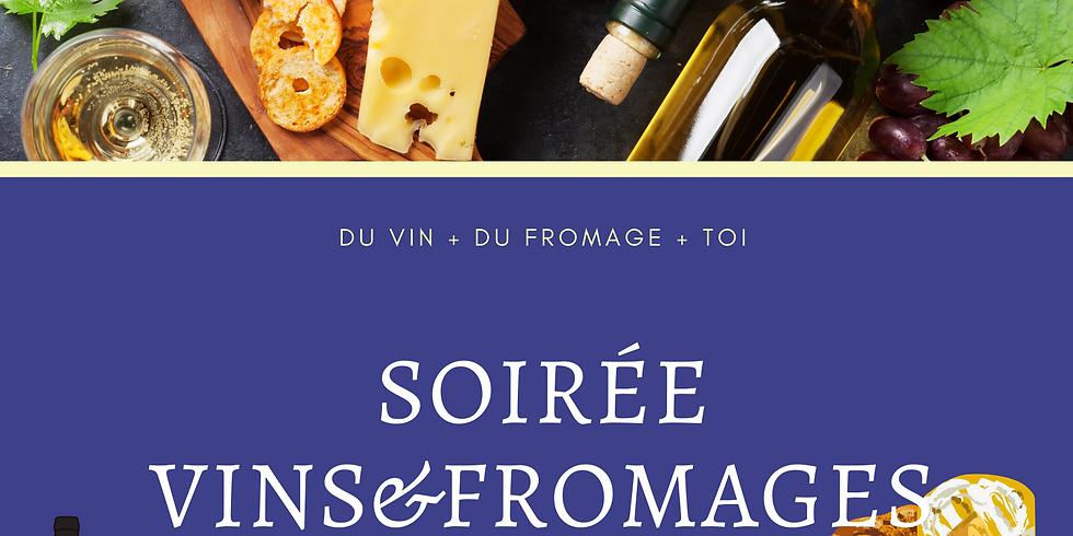 Soirée Vins&Fromages