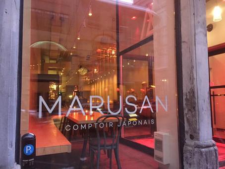 Marusan – le comptoir japonais