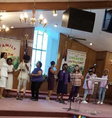 womens choir fofccc