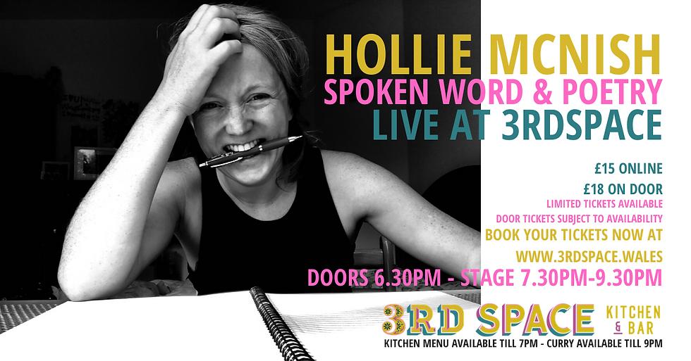 Hollie McNish - Spoken Word & Poetry