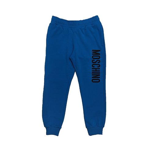 LDA26A/40515 MOSCHINO KIDS UNISEX JOGGER PANTS