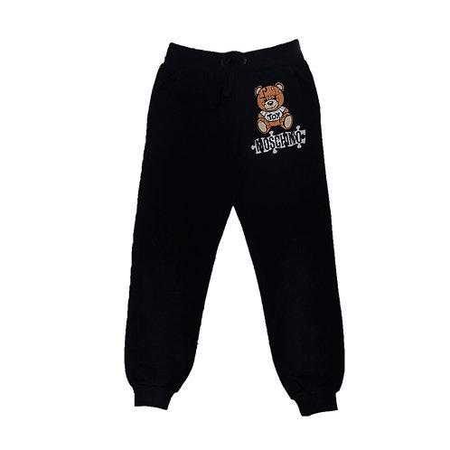 LDA14E/60100 MOSCHINO KIDS UNISEX JOGGER PANTS