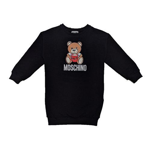 LDA14D/60100 MOSCHINO KIDS GIRLS DRESSES