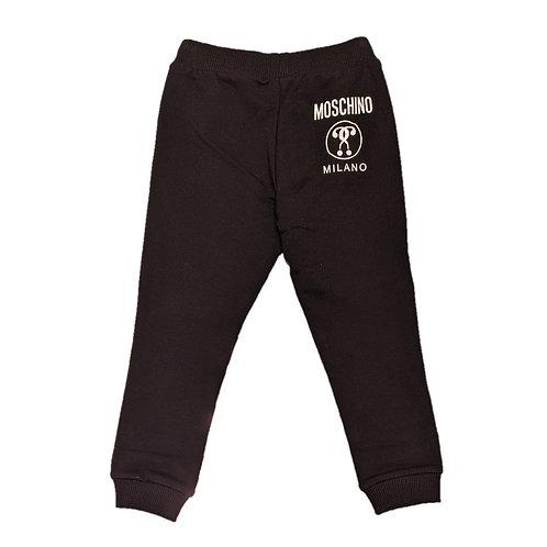 LDA18/60100 MOSCHINO BABY UNISEX JOGGER PANTS