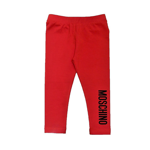 LBA11/50109 MOSCHINO BABY GIRLS LEGGING