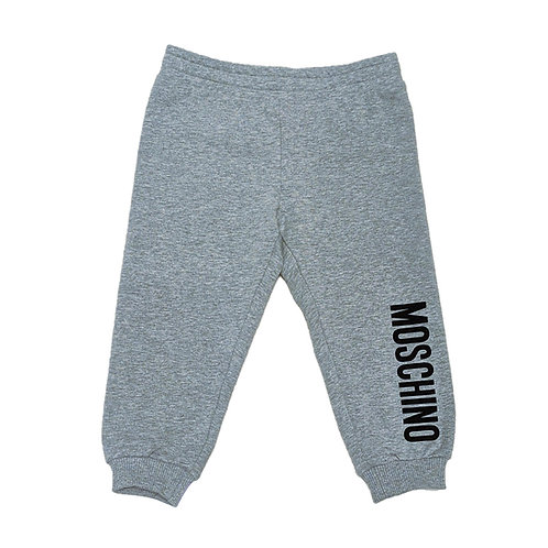 LDA14A/60901 MOSCHINO BABY UNISEX JOGGER PANTS