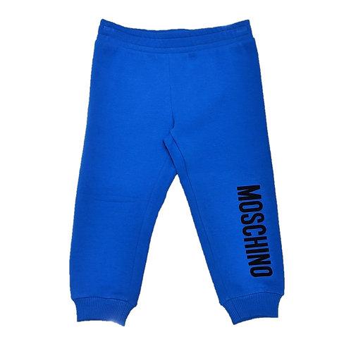 LDA14A/40515 MOSCHINO BABY UNISEX JOGGER PANTS