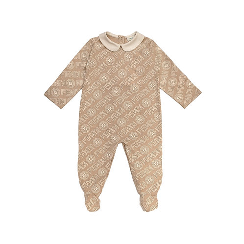 BUL029/F0MXH FENDI BABY UNISEX ROMPER