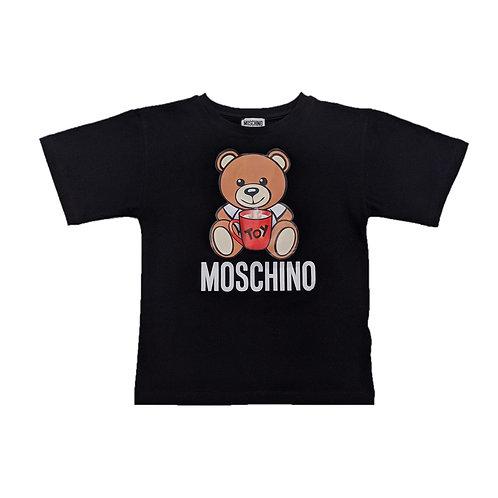 LBA11/60100 MOSCHINO KIDS UNISEX T-SHIRT