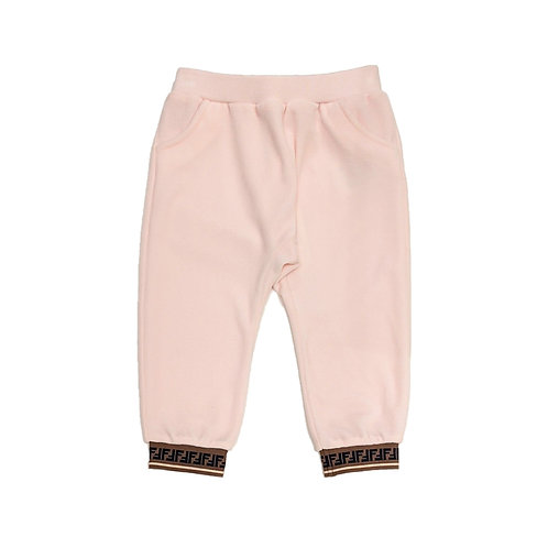 BUF019/F16WG FENDI BABY GIRLS JOGGER PANTS
