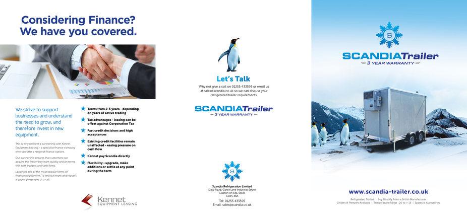 Scandia Trailer