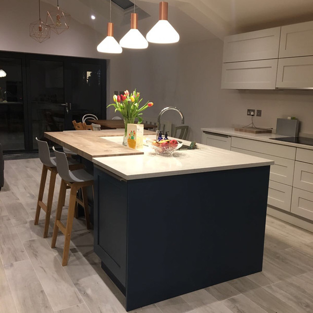 Bramptons kitchen