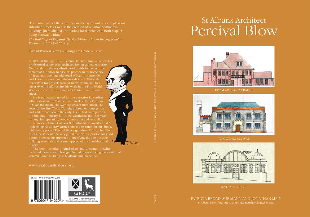 Percival Blow Book Cover
