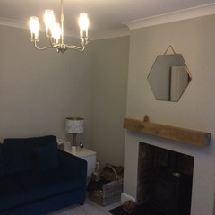 New lounge area