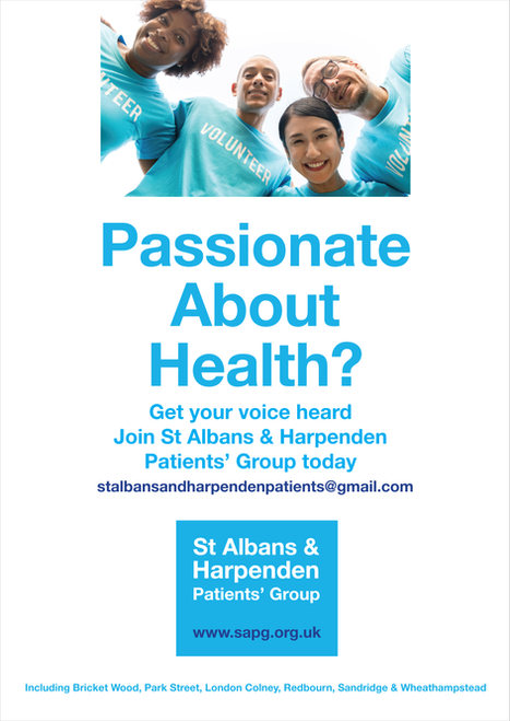 St Albans & Harpenden Patients Group