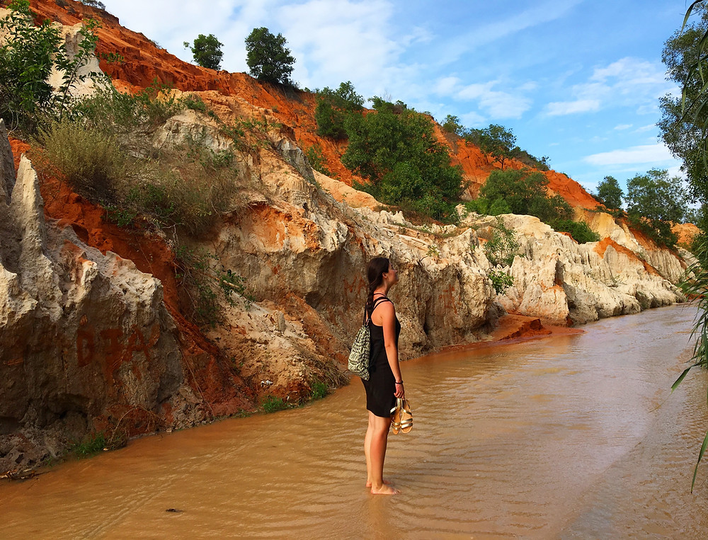 Hot Springs Mui Ne Vietnam
