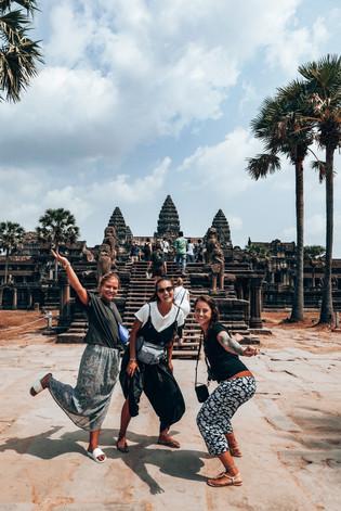Kambodža: Čo podniknúť za 7 dní