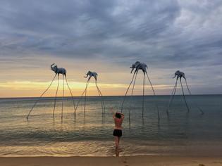 Ako sa dve slečny vybrali do Ázie - prvá zastávka Vietnam