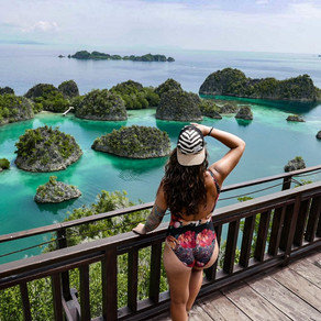 Raja Ampat: posledný podmorský raj, real jungle experience