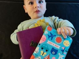 Prvý let s bábätkom:  10 užitočných tipov