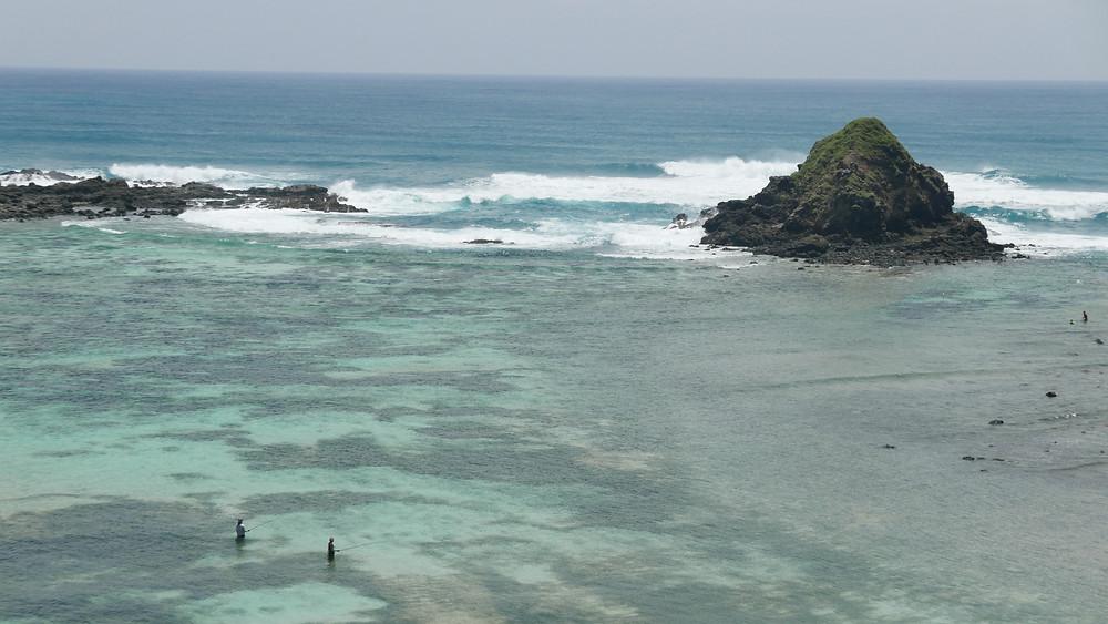 Lombockí rybári