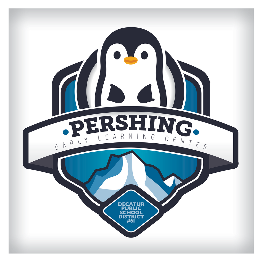 Logo Design for Pershing Early Learning Center
