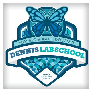 Dennis Lab School Logo