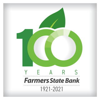Farmers State Bank 100th Anniversary