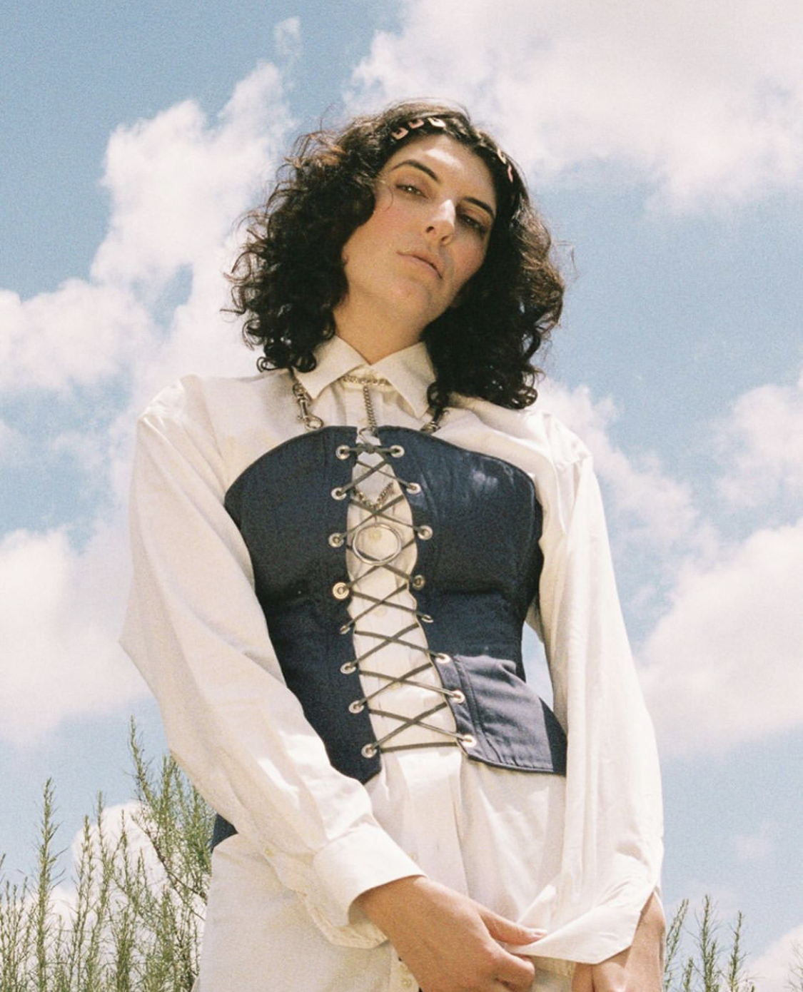 Model: Jamie Simone