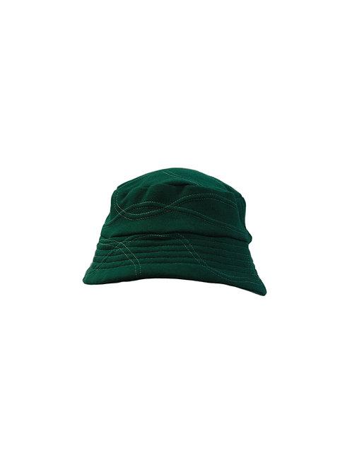 Cross Hatched Bucket Hat