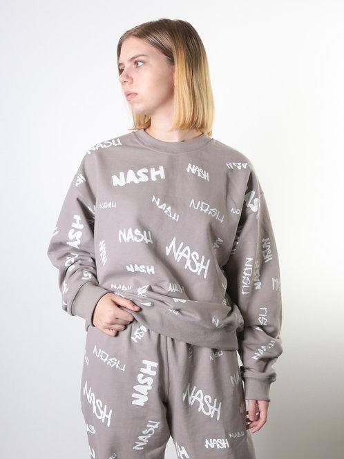 Graffiti Sweatshirt