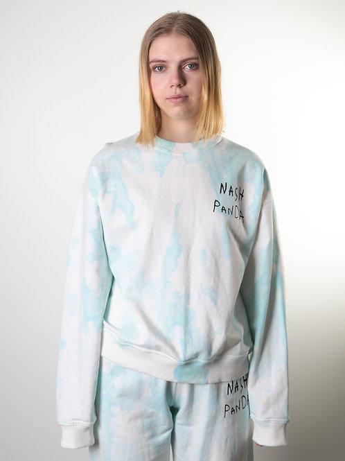 Marine Wash Nash Panda Sweatshirt