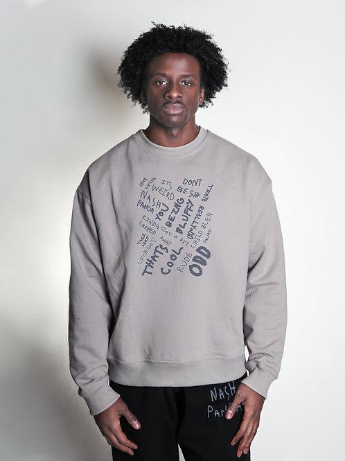 Iconic Phrases Sweatshirt