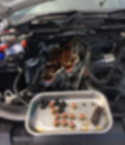 bmw vale stem seal repair gold coast mtech automotive