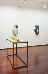 exhibition, Proper Part of the Whole installation view at  Galeria Victor Saavedra, 2016