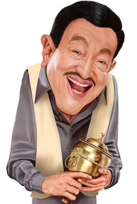 Dolphy Quizon_Caricature_NoBackground co