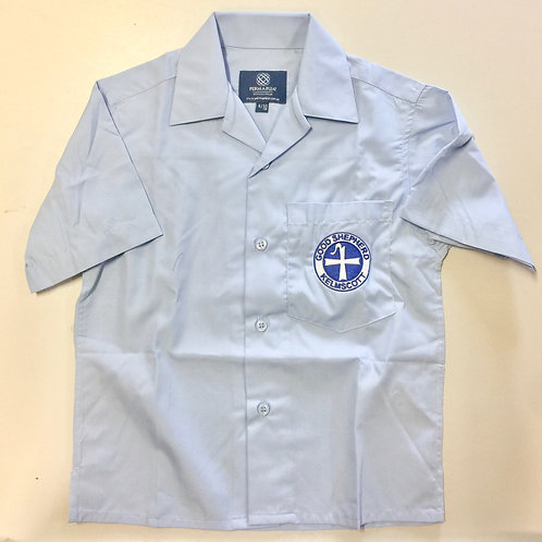 Boys Short Sleeved Shirt