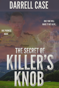 The Secret of Killer's Knob by author Darrell Case