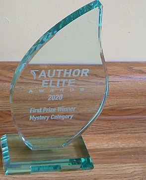 2020 Global Author Elite Award