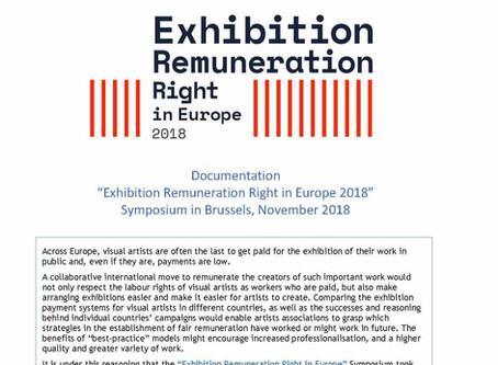Symposium report for European arts funding network