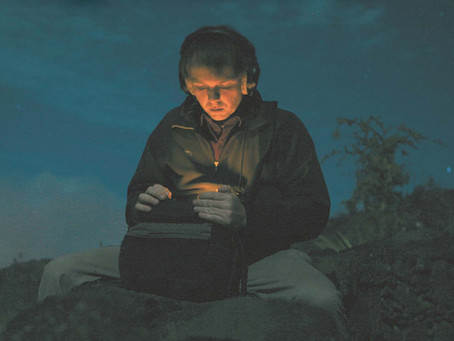 Migration: recording bird sounds at night