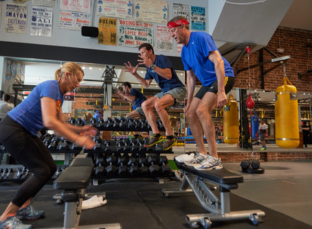 Circuit Training for Rowers