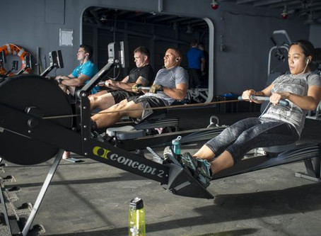 Military Muscle: Get motivated — fitness tips for 2016