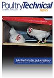 Заглавна страница на списание Poultry Technical