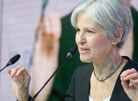 I Regretfully Decline: Passing on the Green Party's Invitation