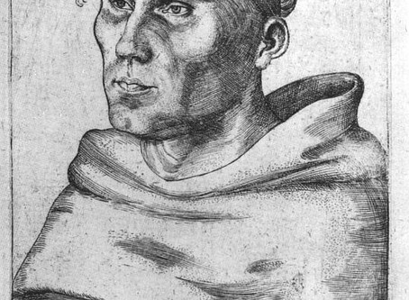 Martin Luther in Our World: Pt I