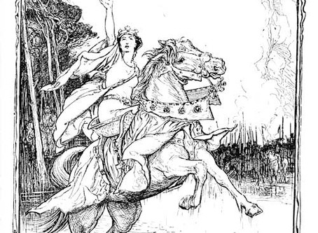 King Arthur and Orestes: The Once and Future Crisis